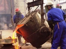 Safety In Foundry